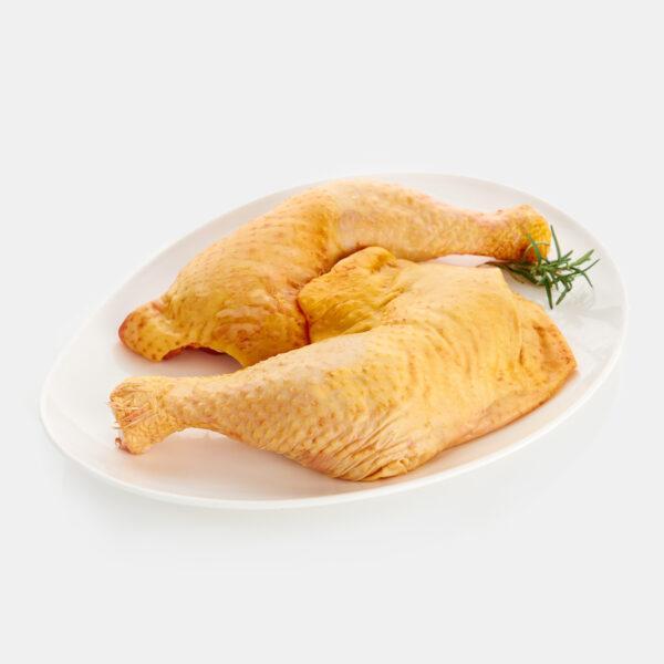 Muslos de pollos