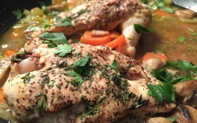 El pollo, una carne barata y muy versátil