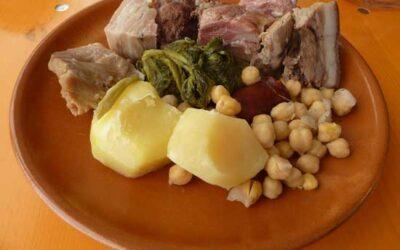 El famoso cocido gallego