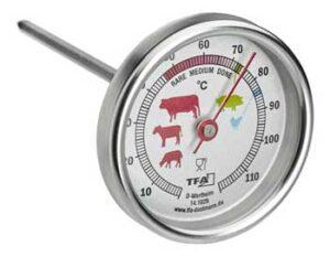 Termómetro horno para cocinar carne